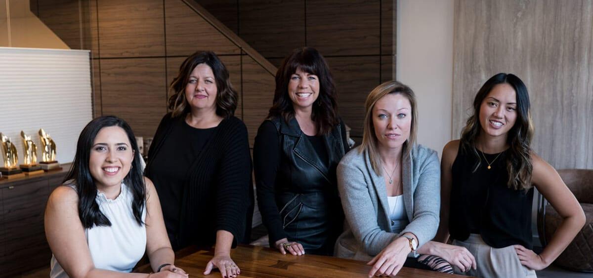 Spaciz design team in Victoria BC
